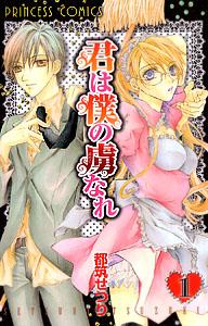 Kimi wa Boku no Toriko nare, by TSUZUKI Setsuri
